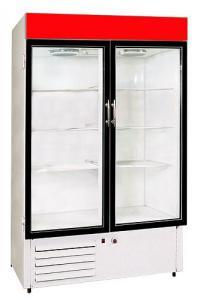 Шкаф холодильный двухдверный «ЦИКЛ»