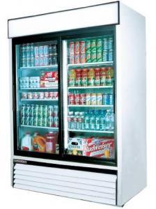 Шкаф холодильный двухдверный  «DAEWOO»