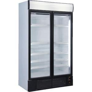 Шкаф холодильный двухдверный «INTER» 800 л